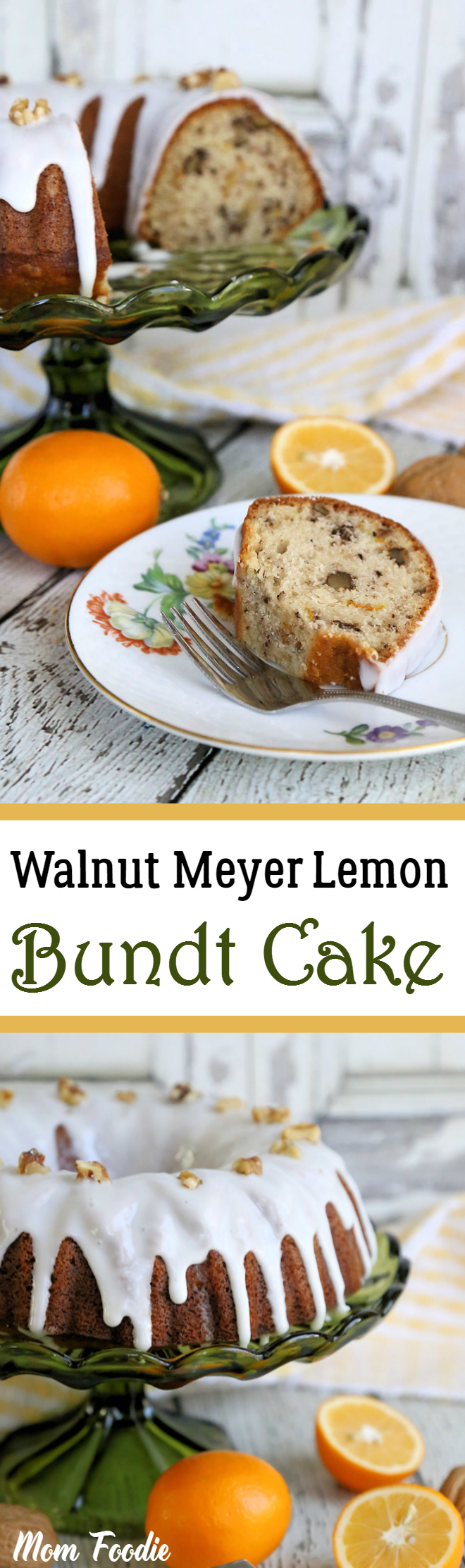 Best Meyer Lemon Bundt Cake