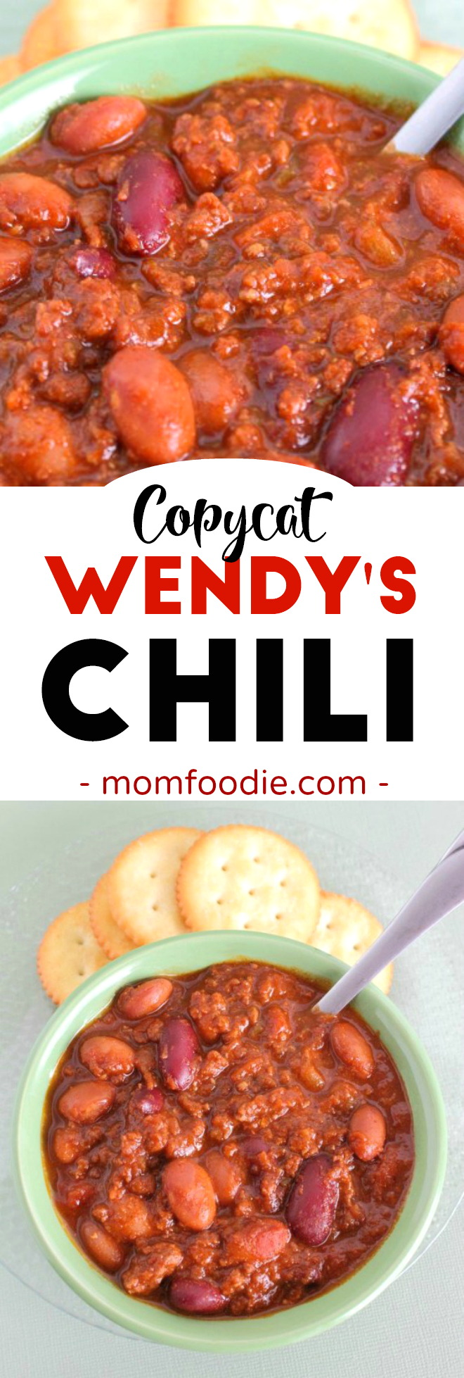 Copycat Wendy S Chili Recipe Mom Foodie