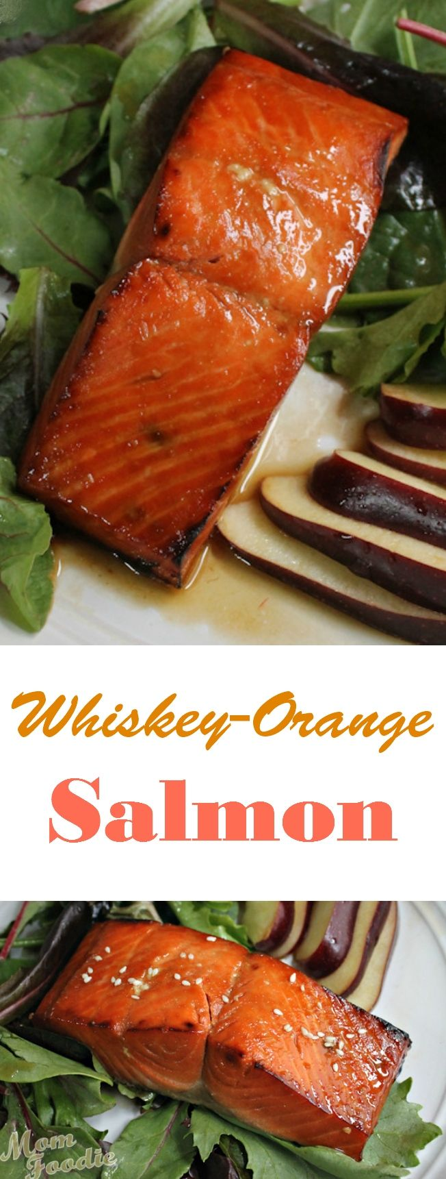 Whiskey Salmon