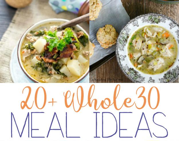 Whole 30 Meal Ideas