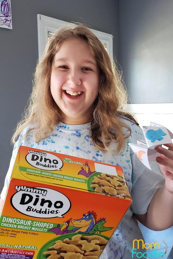 Yummy Dino Buddies After School