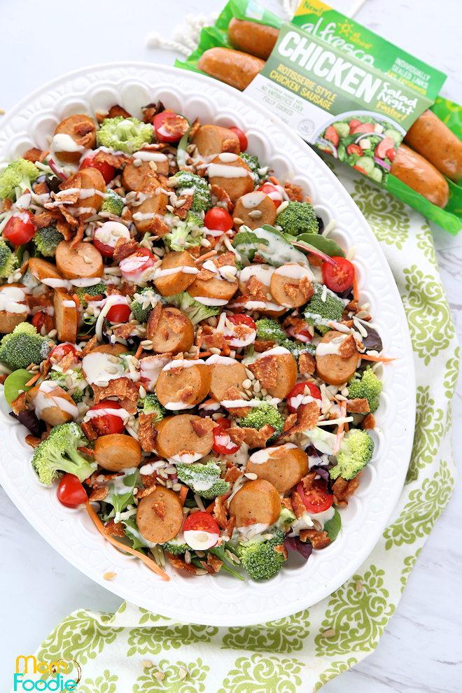 al fresco chicken ranch salad