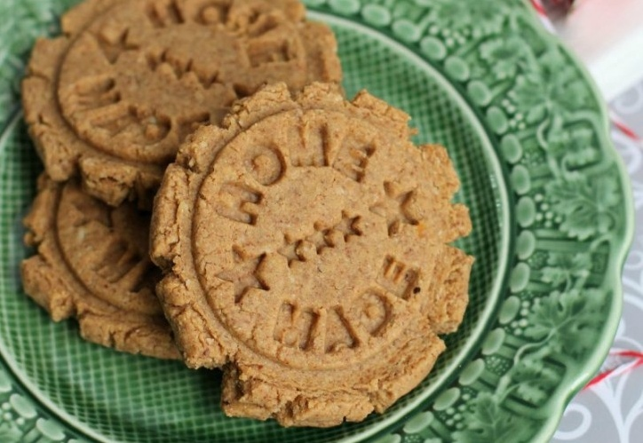 Healthy Almond Cookies Recipe : Grain-Free, Sugar-Free and Dairy-Free