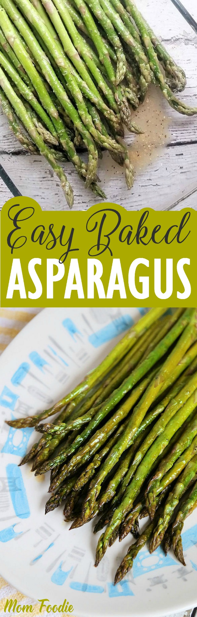 how to cook white asparagus in the oven