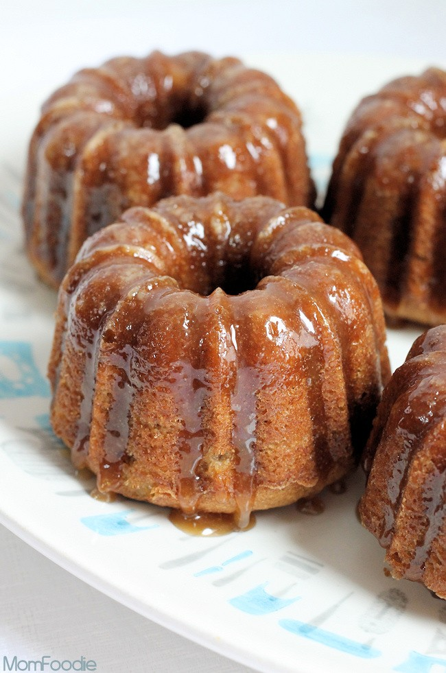 Maple Bundt Cake Recipe