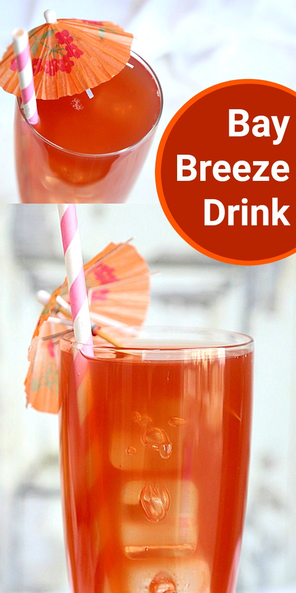 bay breeze drink