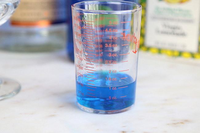 blue curacao 1 ounce
