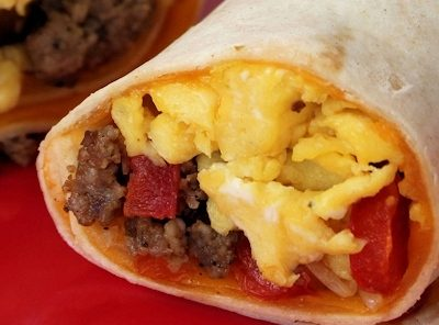 Breakfast Burritos: Easy Breakfast Recipe