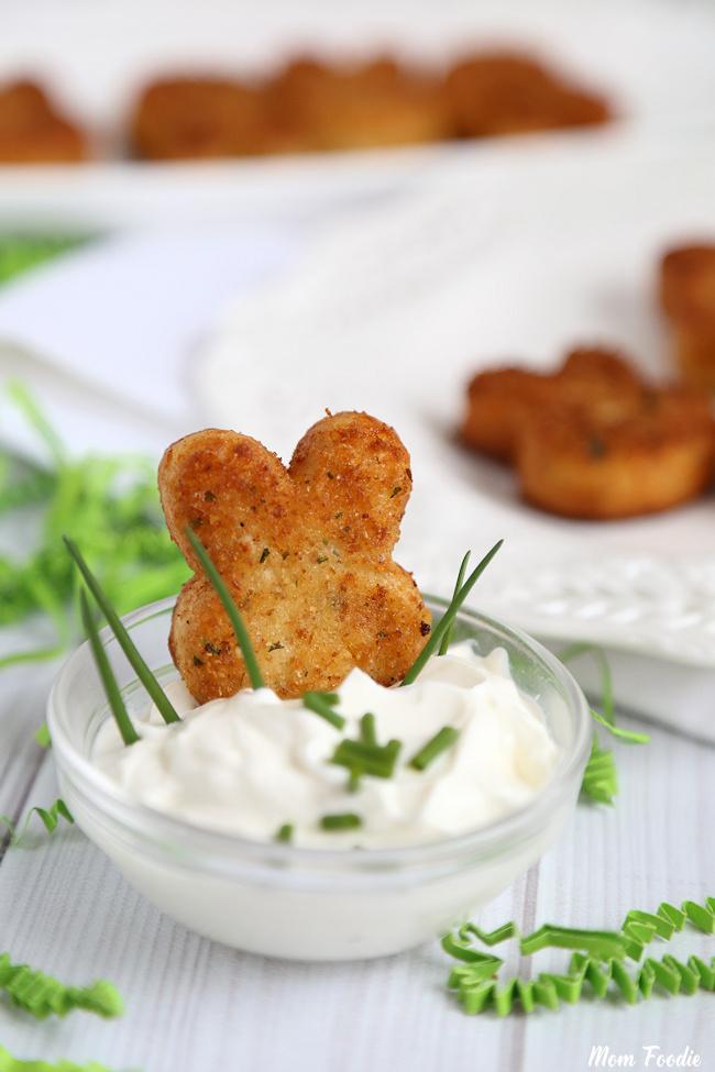 bunny potato croquettes recipe