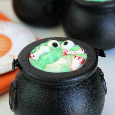 cauldron jello