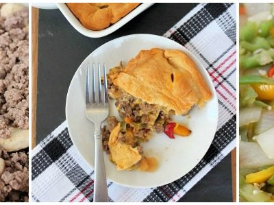 """Philly Cheesesteak"" Casserole Recipe"