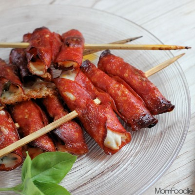 Chick-a-Roni Skewers: Little Bites of Heaven On-a-Stick