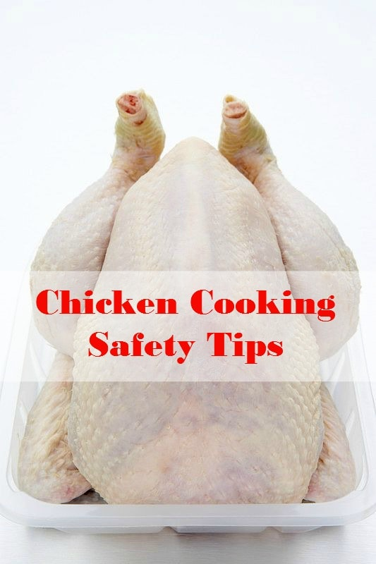 chicken cooking safety