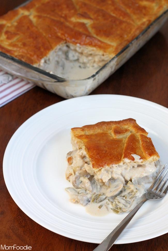 chicken dinner casserole
