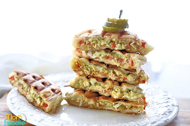 chicken pesto panini