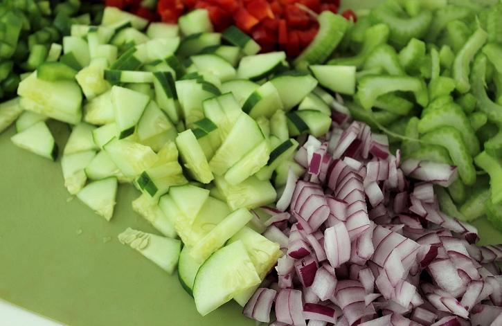Traditional Macaroni Salad Recipe ingredients
