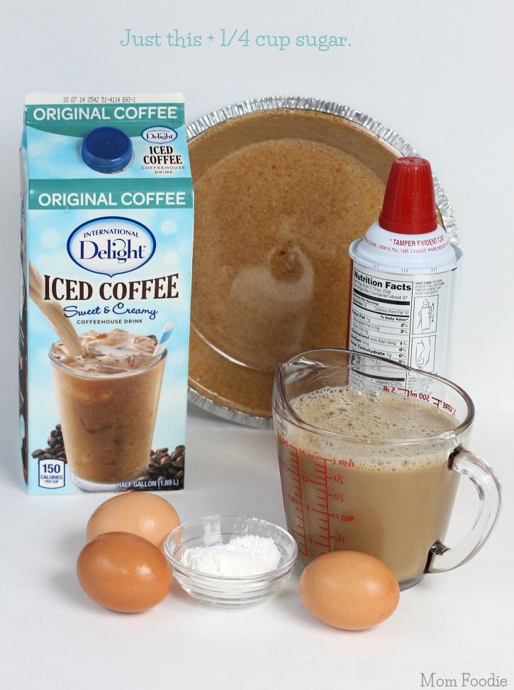 coffee pie ingredients
