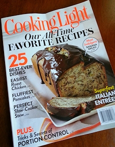 cooking light banana bread