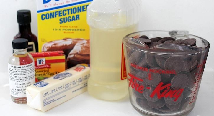 copycat cadbury eggs ingredients