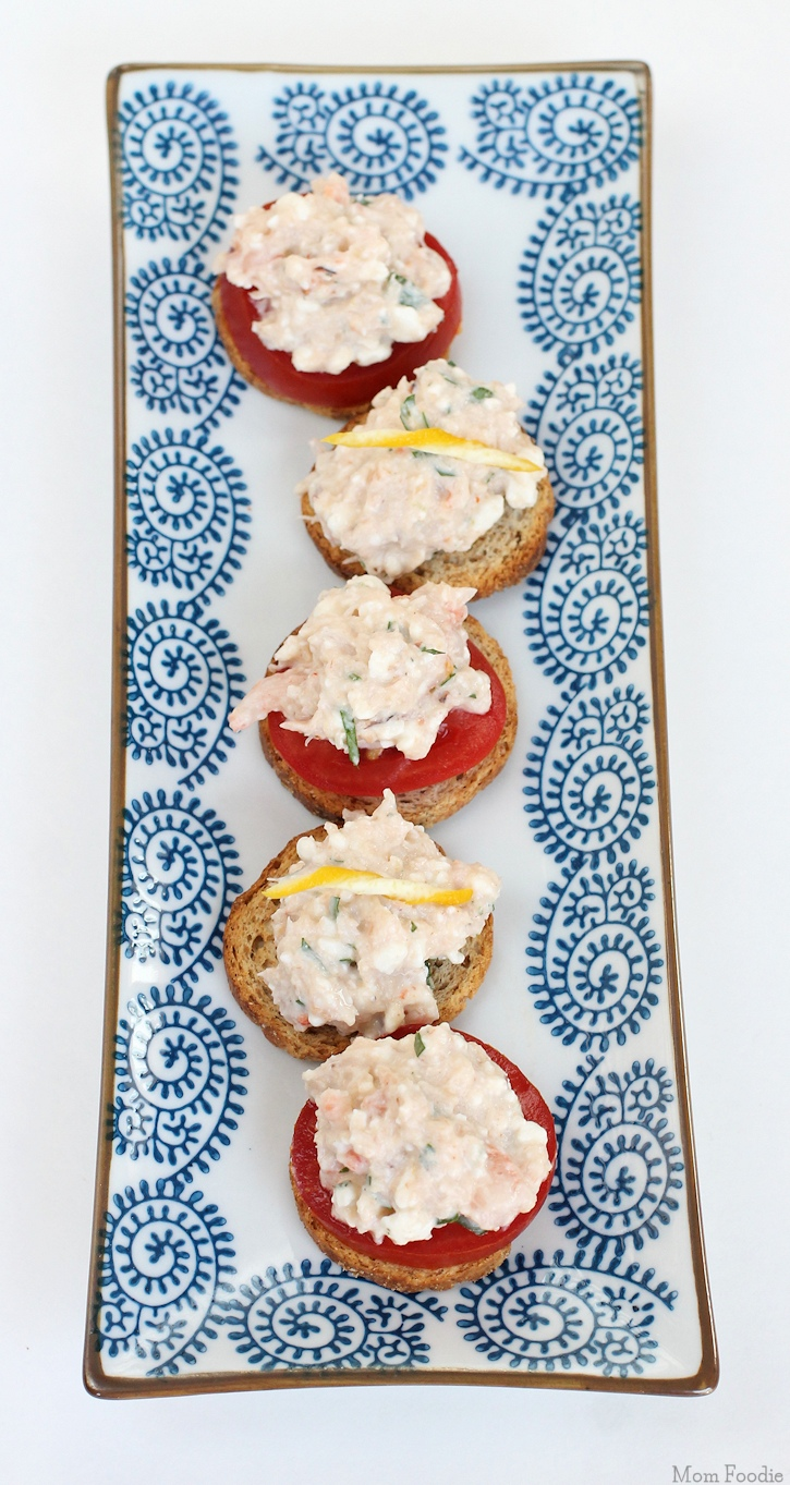 creamy seafood appetizers 4