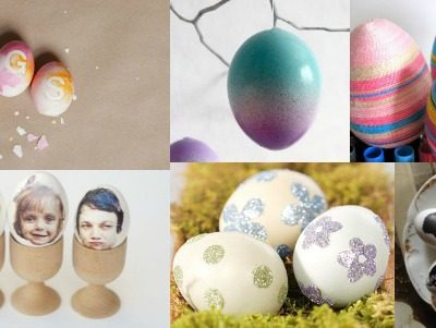 20 Creative Easter Egg Design Ideas