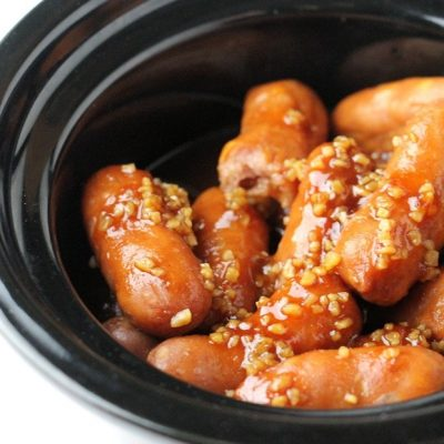 Little Smokies Crock Pot recipe