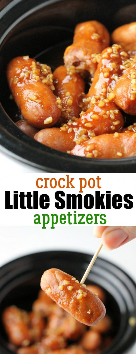 Little Smokies Crock Pot Recipe: Little Smokies Appetizers