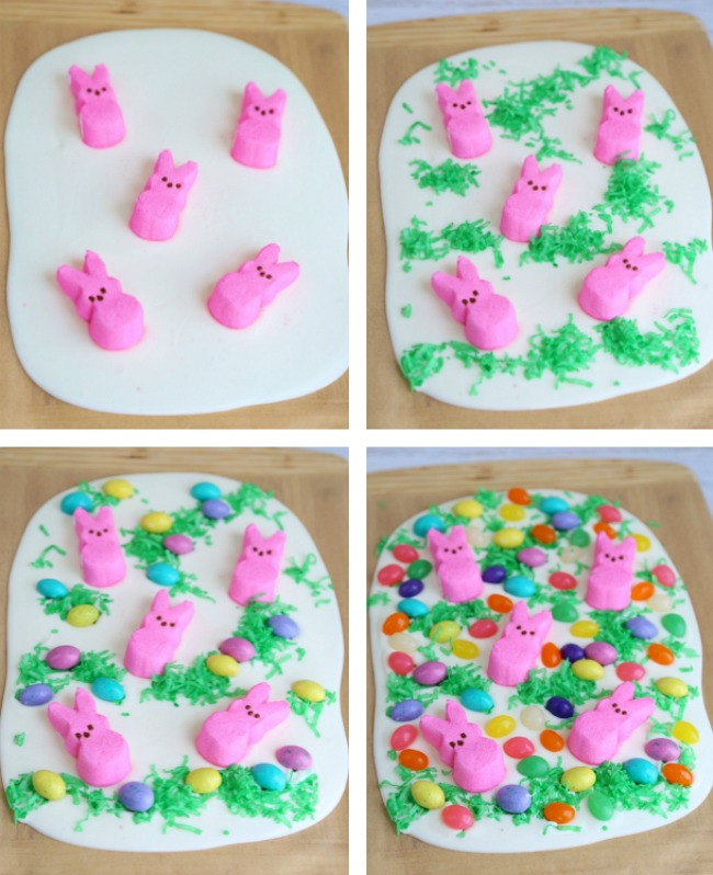 easter bark making