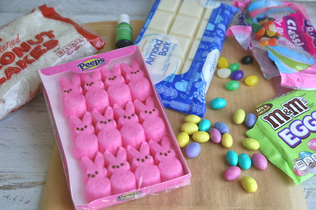 easter bark supplies