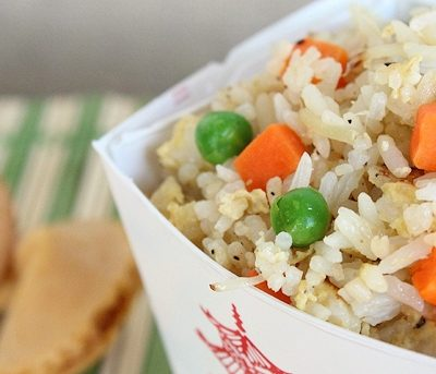 Easy Homemade Fried Rice Recipe