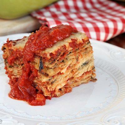 Eggplant Parmesan Casserole Recipe
