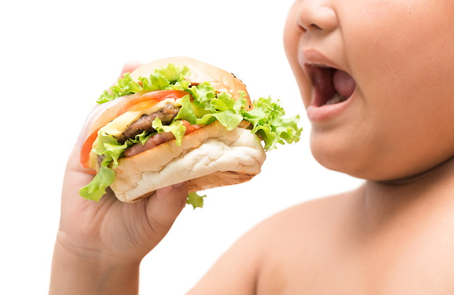 emotional eating in children