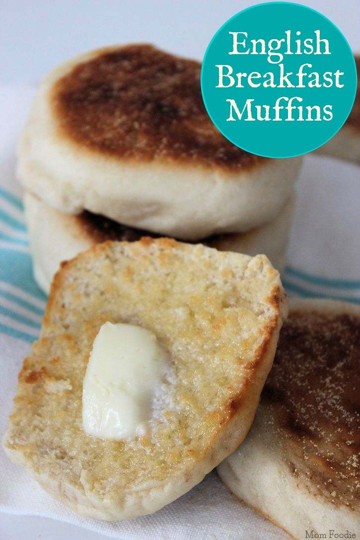 english breakfast muffins recipe