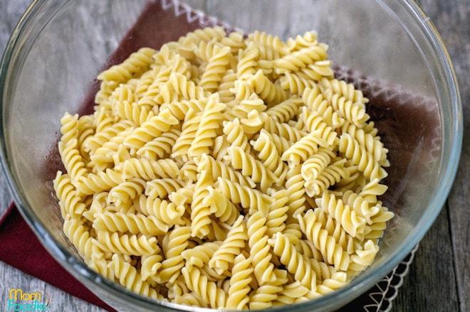 firm pasta