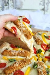 fish stick pizza recipe