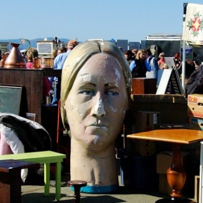 Flea Market Shopping Tips