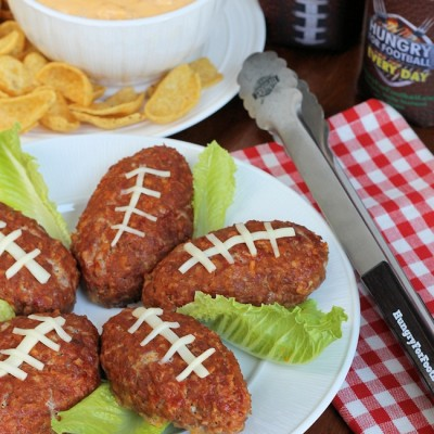 Easy Football Spread that will Satisfy