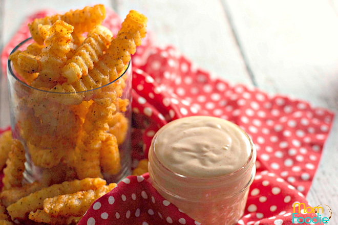 french fry dipping sauce
