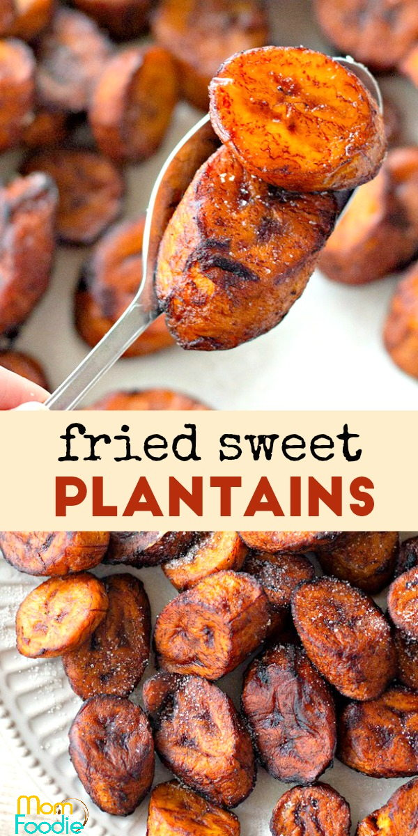 fried plantains pinterest