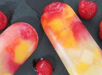 Fruit Cocktail Freezer Pops Recipe