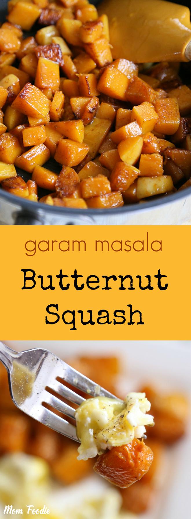 garam masala butternut squash