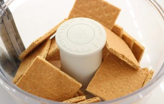 graham crackers for crust