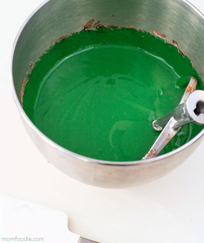 green batter