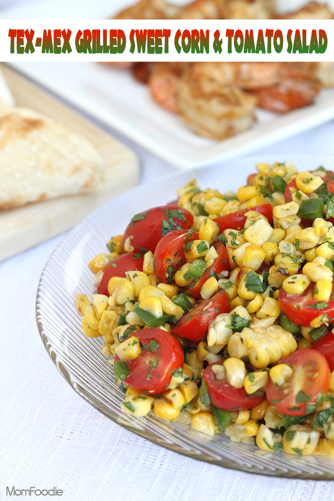 ... corn tomato and lobster salad herbed sweet corn and tomato salad