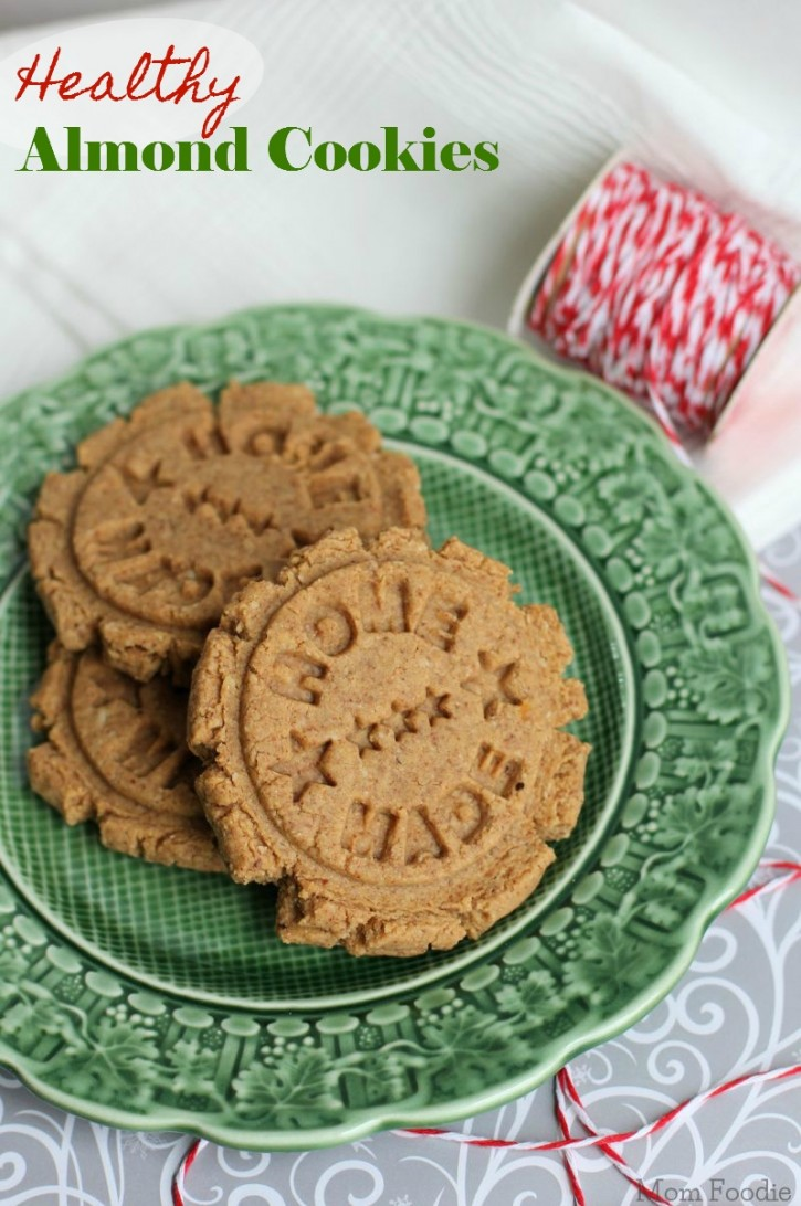 Healthy Cookies Recipes — Dishmaps