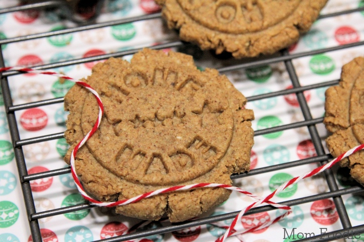 healthy almond cookies grain-free sugar-free dairy-free