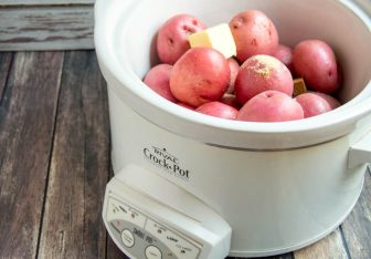 how long to cook mashed potatoes in crock pot