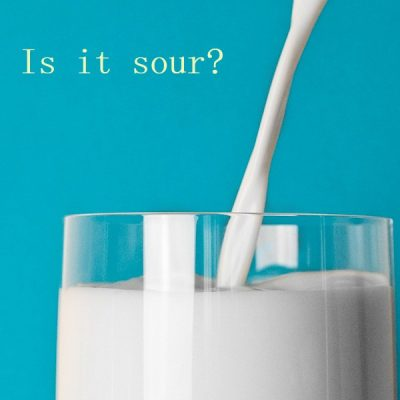 Is your Milk Sour? New Lid Lets You Know