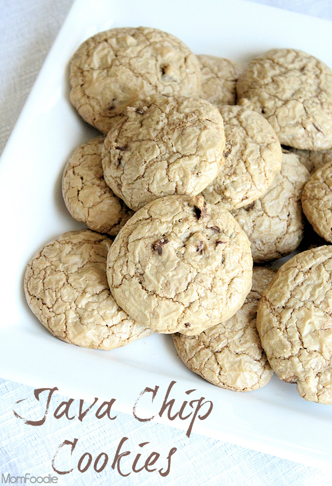 java chip cookies recipe