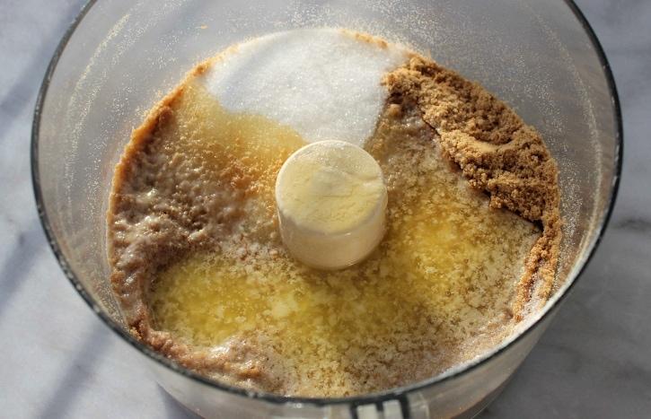 key lime pie recipe - making crust